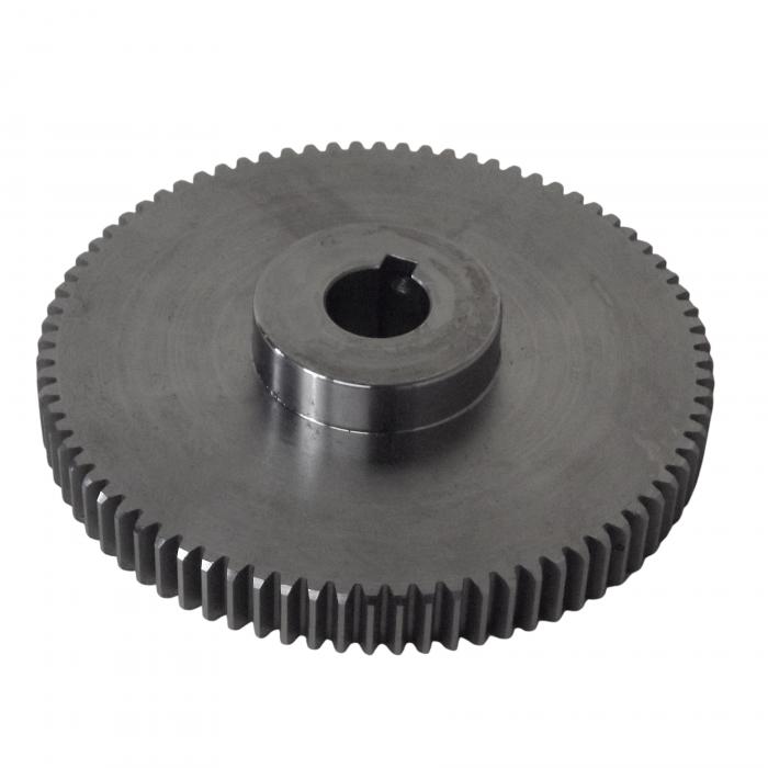 Gear wheel Z=80 M2 steel   CT.10.009