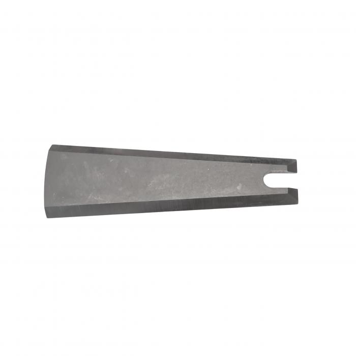 Flat blade 129x40/24x3mm | VM.105