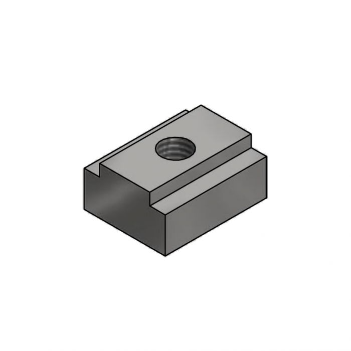 S.S. clamping block   NB.10.010