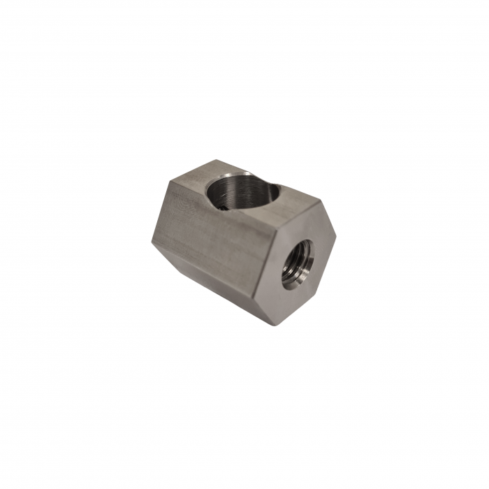 S.S. hexagon plug   MA.10.045