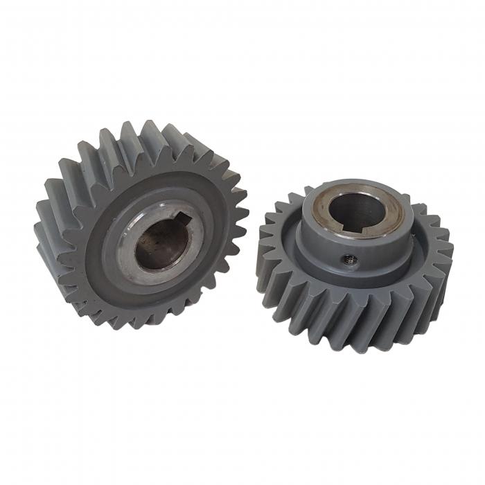 Gear wheel Z=26 B=26 hole=24   PL.40.001