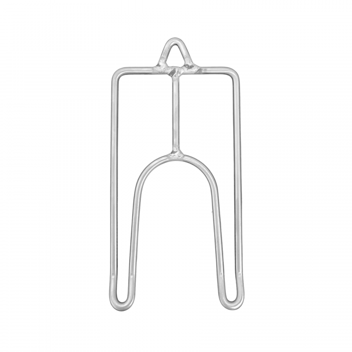 S.S. defeathering shackle D=7 255x125 | OC.40.004S