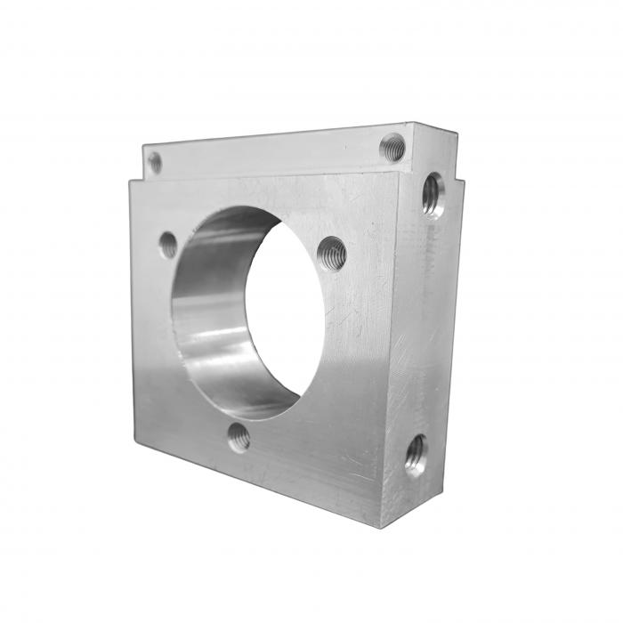 Alu. bearing block   IO.40.046