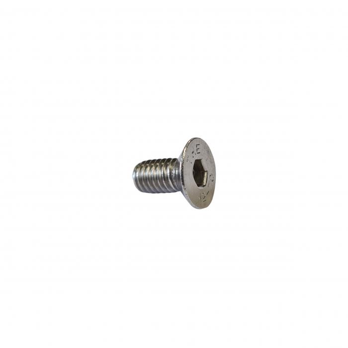S.S. countersunk headscrew M6x12 | 1001.7991.0612