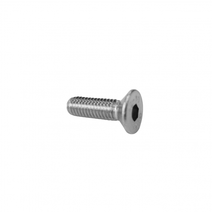 S.S. countersunk headscrew M6x20 | 1001.7991.0620